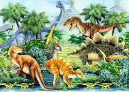 dinosaur wallpaper kids room wallpapersafari