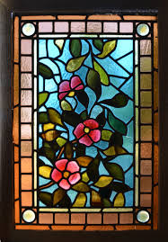 antique stained glass transom window fid14025 antique american stained glass windows 541 310 9027