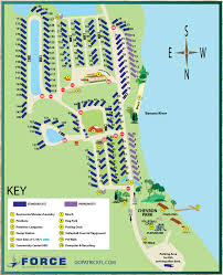 Bonita Springs Florida Map by Patrick Air Force Base Famcamp Campground With Water Sewer And