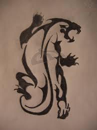 tribal jaguar designs picture