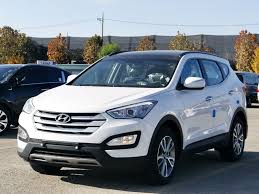 hyundai luxury suv hyundai santa fe smart review of luxury suv car techies