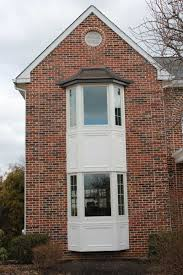 before after renewal by andersen of rhode island southeastern before and after gallery 4 6 bow window after replacement