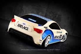subaru drift car hype collab hpi racing x fatlace subaru brz u201crs4 sport 3 drift