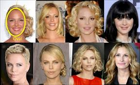 before and after pics of triangle face hairstyles best hairstyles for your face shape oval face shape face