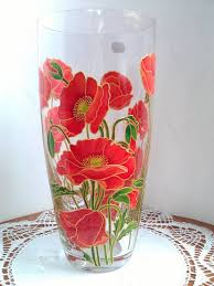 Hand Painted Vase Best 25 Painted Vases Ideas On Pinterest Diy Decorate Vases