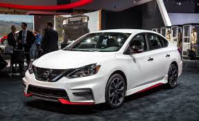 nissan sentra vs hyundai elantra 2017 nissan sentra nismo photos and info u2013 news u2013 car and driver