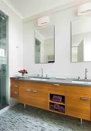 toto toilet on cozy parkay floor mid century modern bathroom