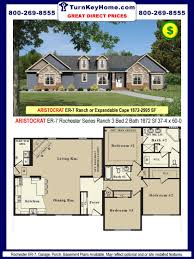 new york modular home prices ny factory direct modular homes long architecture medium size rochester homes aristocrat er 7 rochester series modular ranch plan 3 bedroom 2
