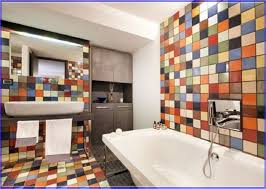Can I Paint Over Kitchen Tiles - tile painting ceramic tile bathroom walls bathroom tile painting