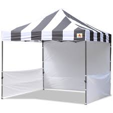 photo booth tent abccanopy carnival 10x10 black with white walls pop up tent trade