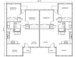Duplex Plans For Narrow Lots Duplex House Plans Canada Duplex Floor Plans 2 Bedroom Home