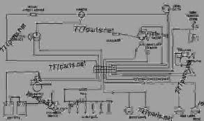 wiring diagram track type tractor caterpillar d8k d8k tractor