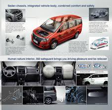 mpv car interior dongfeng mpv car mini box 7 seaters passenger car succe family