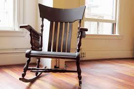 Oak Rocking Chairs Furniture Amish Rocking Chairs Amish Gliders Oak Rockers