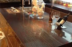 Granite Kitchen Islands Iron Red Granite Kitchen Island Countertops From Panama