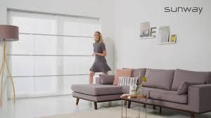 Vidga Ikea Paneelgordijnen Sunway Raamdecoratie Youtube