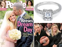 reese witherspoon engagement ring reese witherspoon s engagement ring features one of the rarest