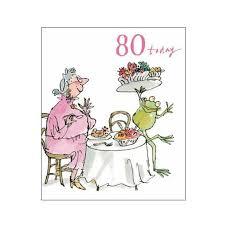 birthday feast 80th birthday card quentin same day