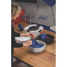 Coleman Camp Kitchen With Sink by Cpx 6 All In One Portable Sink Usa