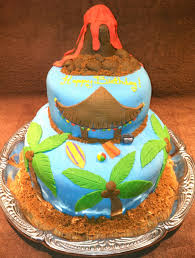 Tropical Theme Birthday Cake - love laurie cake decorating