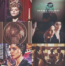 seraphina picquery president of the magical congress of the