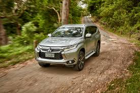 mitsubishi pajero 2016 white mitsubishi pajero sport a new look for an old challenger road