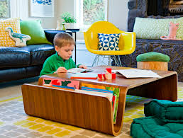 Kids Living Room Spacesaving Designs For Small Kidsu Rooms - Kid living room furniture
