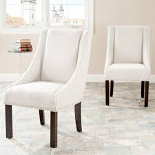 furniture terrific fully upholstered dining arm chairs dining