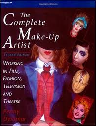 make up artist books complete make up artist working in fashion television and