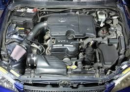 lexus is300 k n intake amazon com 01 05 lexus is300 3 0l hps black shortram air intake