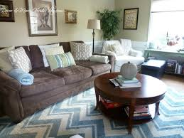 Changes To The Family Room - Family room rug