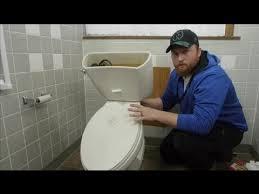 installing a basement toilet toilet repairs youtube