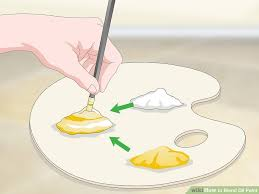 3 ways to blend acrylic paint wikihow 3 ways to blend paint wikihow