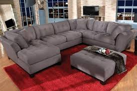Gray Microfiber Sectional Sofa Sectional Sofa Design Wonderful Gray Microfiber Sectional Sofa