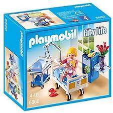 chambre playmobil playmobil 6660 chambre de maternité kid ebay