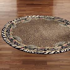 Jute Round Rugs by Rug Animal Print Area Rug Wuqiang Co