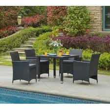 Where To Get Cheap Patio Furniture Patio Dining Sets You U0027ll Love Wayfair