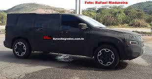 Flagra dos leitores: Fiat Toro e Renault Duster Oroch   Autos Segredos