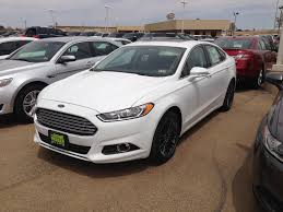 Ford Fusion Vs Honda Accord Reliability Capsule Review 2013 Ford Fusion Se 1 6t The Truth About Cars