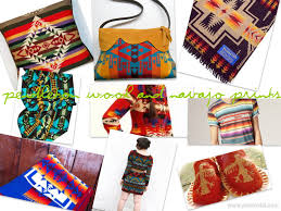 navajo home decor the plumed nest trend alert fashion and home design pendleton