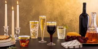 light up drinking glasses party city plastic cups stemware plastic stemware wine glasses flutes