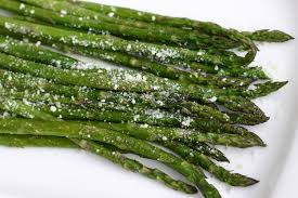 easy oven roasted asparagus recipe healthy side dish by rockin