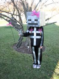 Boys Skeleton Halloween Costume Minecraft Skeleton Costume Kids Halloween Costume Ideas