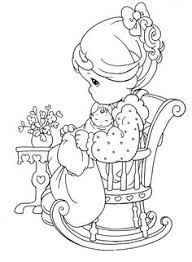 precious moments coloring pages coloring book