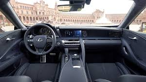 lexus ls interior 2018 lexus lc500 price and performance
