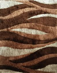Brown Throw Rugs Furniture U0026 Accessories Plushy Rug Area For Living Room Bedroom