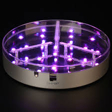 lighting and mirrors online 10 pieces online shopping multi color 6 inch led light base for