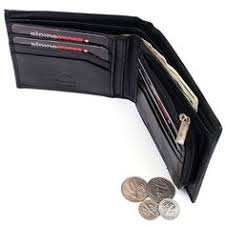 amazon coin black friday mens leather wallet money clip spring front pocket wallet 11 cards