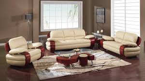 Modern Italian Leather Furniture Leather Sofas Sets And Transitional Chocolate Italian Leather Sofa
