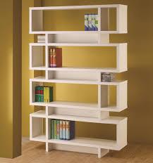 Tiered Bookshelf Appealing Design Modern Bookshelves Ideas Home Furniture Kopyok